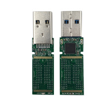 BGA152 BGA132 BGA136 TSOP48 NAND flash USB3.0 U disk PCB IS917 main controller without flash memory for recycle SSD flash chips