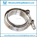 2.5 inch Normal V-Band clamp with M/F flange kit(Stainless steel 304 material) Vband clamp kit