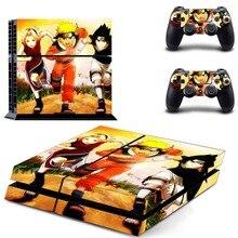 Naruto Vinyl Skin Sticker for Sony PlayStation 4