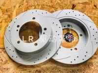 Jimny JB JA SJ413 15inch Wheel Front Brake Disc Off Road Car Styling Accessories