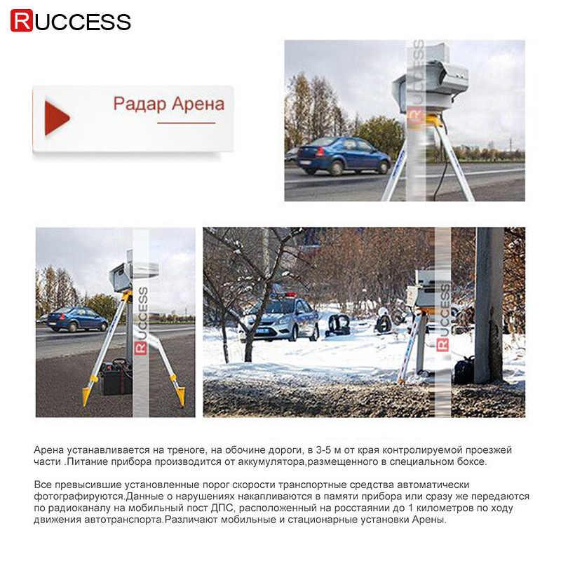 Detector de radar inalámbrico con Detector de velocidad GPS, diseño oculto de 360 grados X Ka L CT 2 en 1, Detector de coche para Rusia