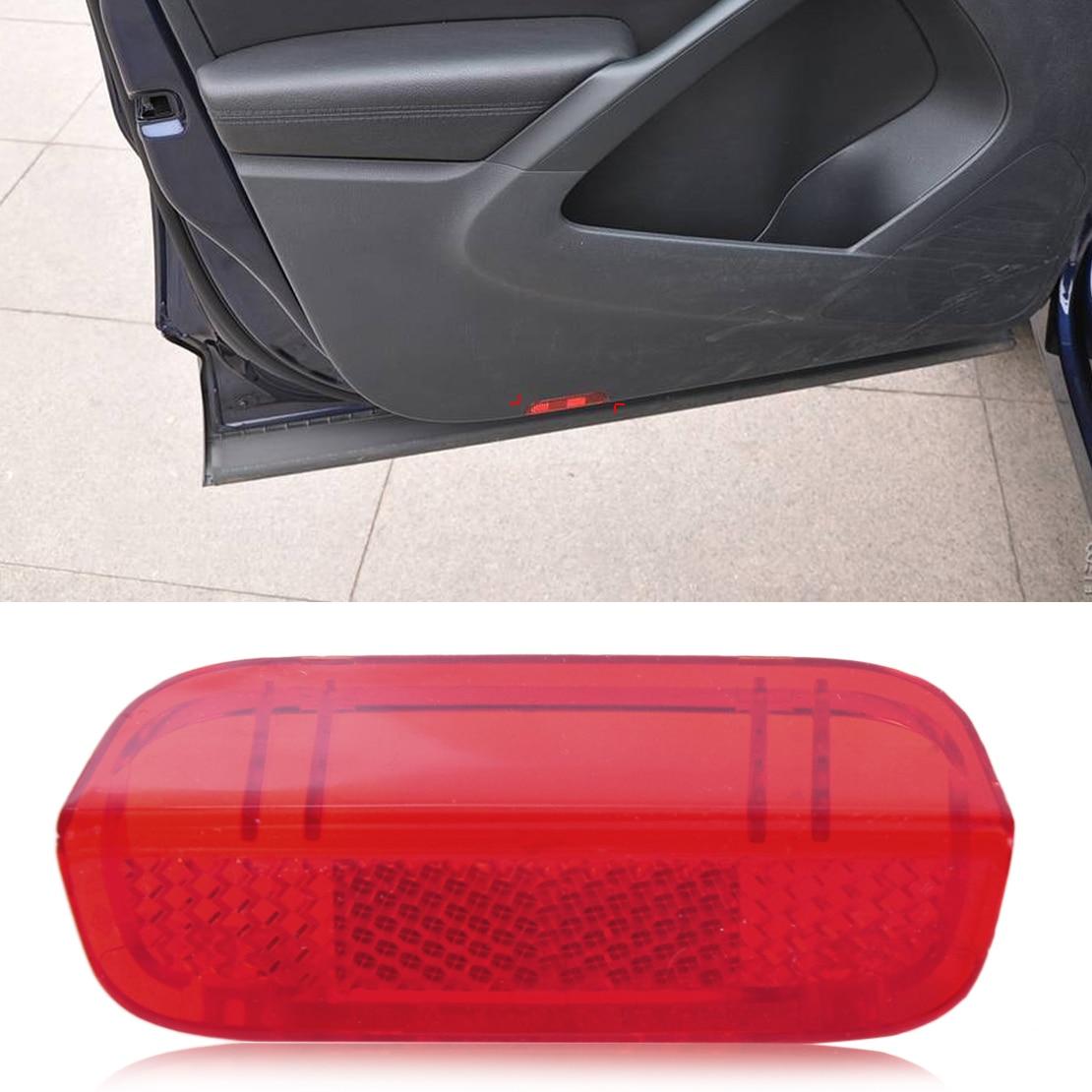 DWCX 1KD947419 1K0947419A Красной двери панель свет линзы отражатель для VW Passat В6 В7 СС, Джетта МК5 Гольф mk6 2011 2012 2013