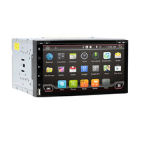 72 DIN Android 7.1 Car Multimedia Video Play GPS Navigation Radio Stereo Video Player Wifi DVD 3G/4G BT DAB Mirror Link OBD цена