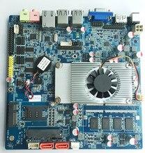 Celeron1037u motherboard Dual core 1.8GHZ mini PC mainboard With onboard 2GB Memory
