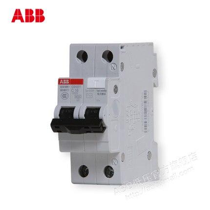ABB перекрыватель утечки выключатель 1 p+ N16A переключатель утечки воздуха