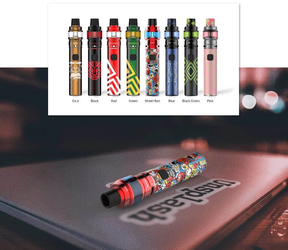AIO Pen Vape Kit Original Vaporesso Cascade One Plus SE Kit 3000mAh Battery 6.5ml Tank & GT Mesh Coil Electronic Cigarette Kit (3)