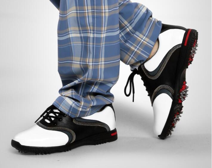 PGM Пояса из натуральной кожи мужские Tour 360 Boa Boost Водонепроницаемый шипами Гольф спортивные Обувь Pro Tour устойчивый шипы Спортивная обувь, Бесп