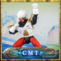 CMT Demoniacal Fit Dragon Ball Z DBZ S.H.Figure SHF Type Ginyu Force Captain And Jeice Anime Toys Figure