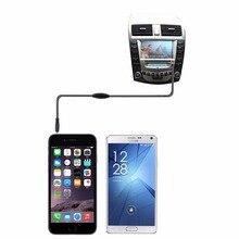 Bestphone 3.5mm jack Kit Mãos Livres de Música Adaptador Receptor de Áudio Do Carro Universal Auto AUX Kit para Carro Falante Fone De Ouvido fone de ouvido estéreo