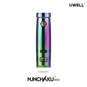 Image 5 - Hot sale!! UWELL NUNCHAKU Mod 5 80W Power Mod Use 18650 Battery or USB Charge Suit For NUNCHAKU Kit (Without battery)