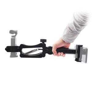 Image 4 - STARTRC OSMO Tasche Dämpfung Stabilisator, Flexiable 4th Achse Stabilisator Griff Grip Arm für DJI OSMO Tasche Zubehör kit