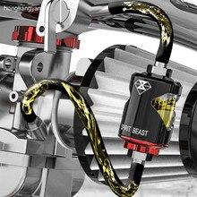 Spirit beast Высококачественные Универсальные масляные фильтры для скутера мотоцикла топливный фильтр масляный фильтр удаление примесей