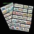 50 шт./лот тема мотоцикл неиспользованные почтовые марки с почтовым знаком в хорошем состоянии для Collectiong - фото