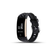 S2 Спорт Smart Band Фитнес запястье браслет Heart Rate Мониторы IP67 Водонепроницаемый Bluetooth smartband для iPhone Android