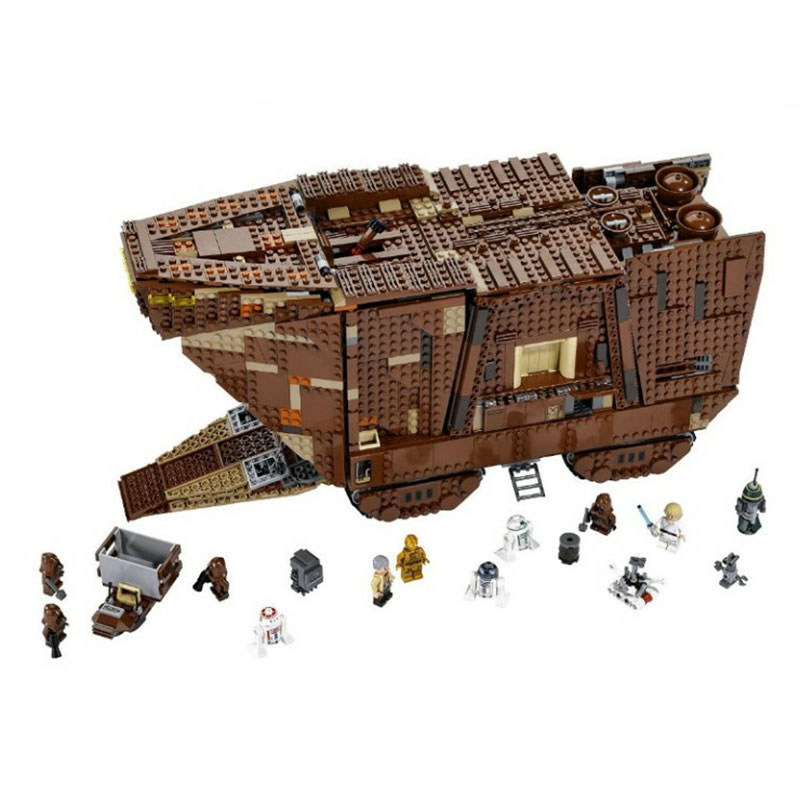 Lepin 05038 3346PCS Star Wars toy desert climber sand base children science and education assembly block free shippin 1000g dynamic amazing diy educational toy no mess indoor magic play sand children toys mars space sand