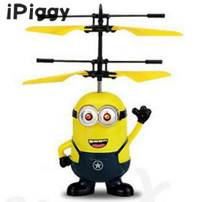 RC Despicable Promotion Top Fly ToysMe <font><b>Minion</b></font> Helicopter Quadcopter <font><b>Drone</b></font> VS jjrc h31 h47 syma x5c x5sw xs809hw jxd 523 image
