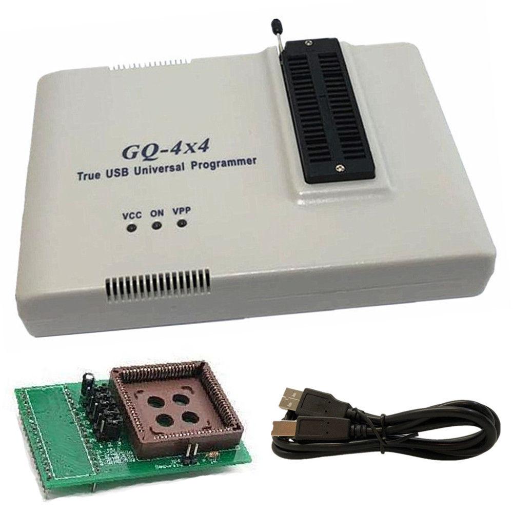 GQ-4X4 PRG-1112 GQ-4X V4 Willem Programmer Light Pack+ADP-064