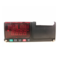 TM2B Smart Taxi Meter with Printer Taxi Fare Meter Calculator LCD display Waiting Time and Counting Distances Mode hire status