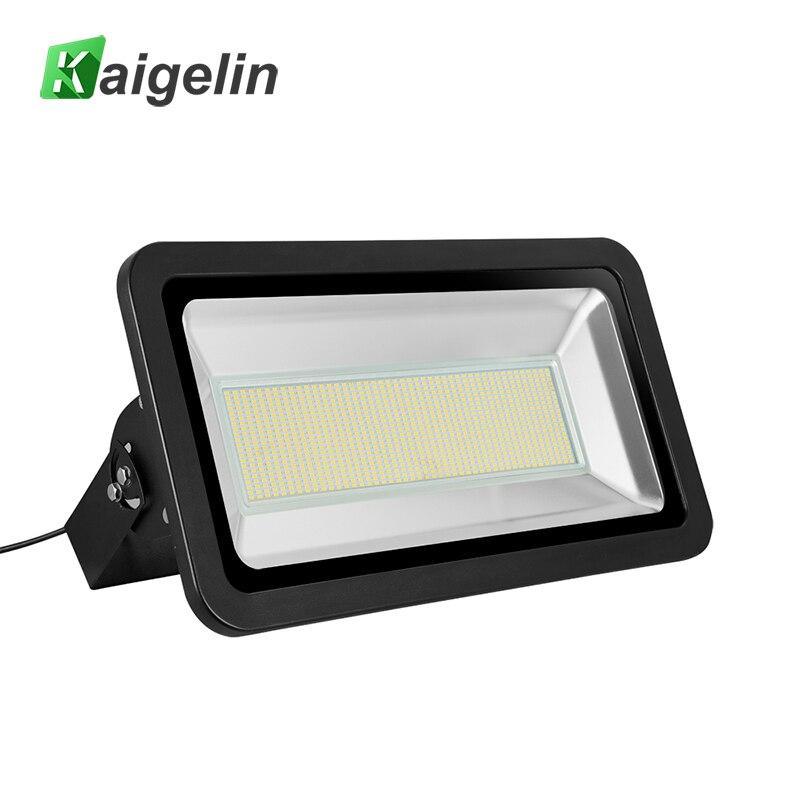 Super Power 500W LED Flood Light 110V 55000LM Reflector LED Floodlight Waterproof Led Lamp Outdoor Lighting Square Highway Gym