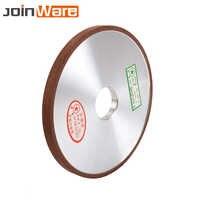 150mm diamante roda de moagem plana resina bond moedor disco para fresa apontador abrasivo ferramenta giratória 150x32x10x4mm 6 polegadas