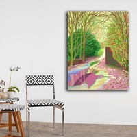 Fashion Oil Painting Landscape sping-in-woldgate-east Home Decor On Canvas Modern Wall Art Canvas Print Poster Canvas Painting