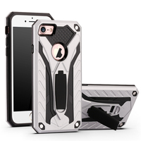 New Stylish Hot Selling for Huawei Mate9 Heavy Duty Protection Kickstand Dirt Proof Strong PC and TPU Phone Case