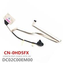 Nova CDM70 DC02C00EM00 CN-0HD5FX E5480 Lcd Cabo Lvds Cable Para Dell Latitude