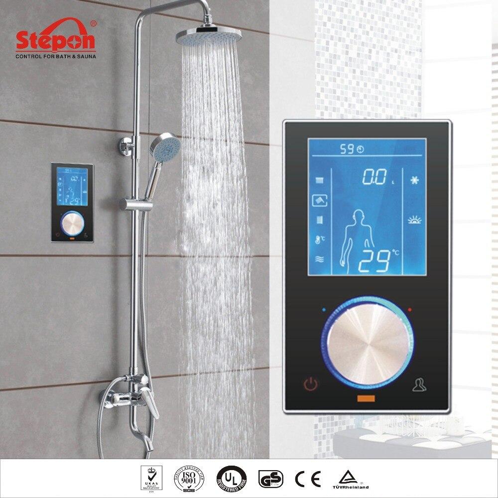 Digital shower temperature control - Aliexpress Thermostatic Shower Temperature Control