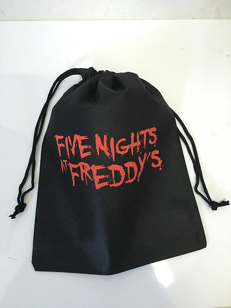 10pcslot five nights at freddys party gift candy goody bags 10pcslot five nights at freddys party gift candy goody bags nylon freddy fnaf bag five nights at freddy figure in gift bags wrapping supplies from home negle Image collections