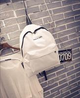 2019 New BJ8062 Fashion Backpack Women Leisure BackPack Korean Ladies Knapsack Casual Travel Bags for School Classic Bagpack