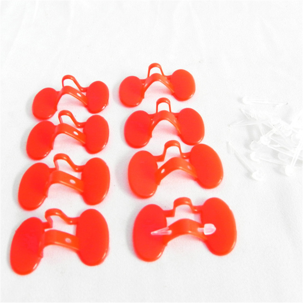 20 Pcs Chicken Pheasant Chicken Goggles Cock Glasses Laying Hens Pheasant Anti-pecking Glasses Chicken Farming Equipment