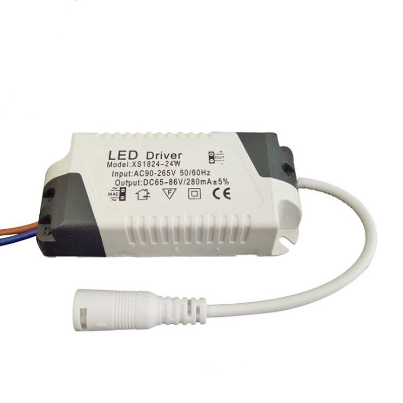 18 24W LED Drive power for panel lighting Isolated DC interface led power driver 20pcs