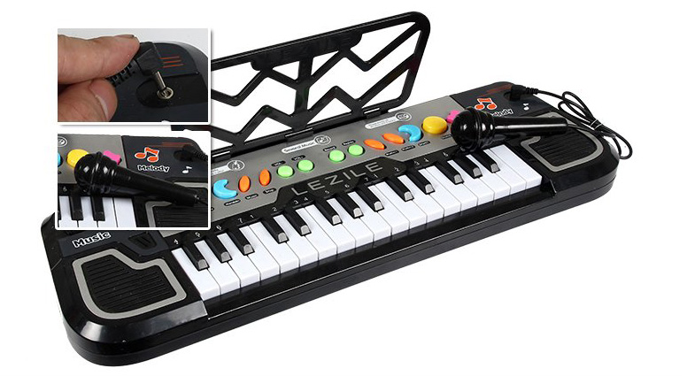 Multi function Electronic Organ Toys Children Early Education Puzzle 32 Keys Can Play The Piano Music Teaching Piano