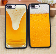 Beer pint cases for iPhone 5 5C 5S SE 4S 6 6S 7 Plus