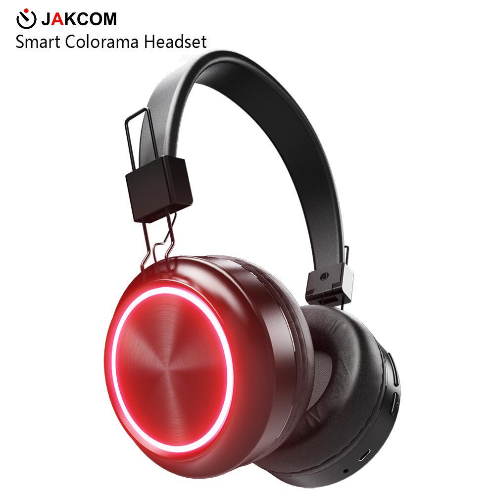 JAKCOM BH3 Smart Colorama Headset as Earphones Headphones in headphones a4tech sport headphone