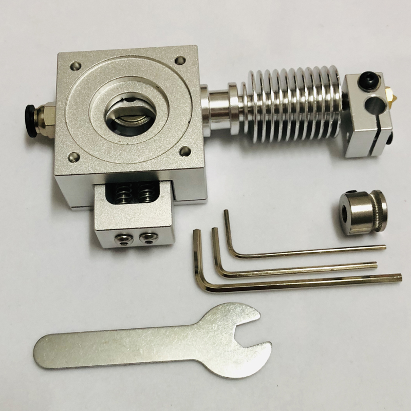 3D Printer Accessories bulldog Extruder for reprap compatible with E3D V6 J head extruder All Metal