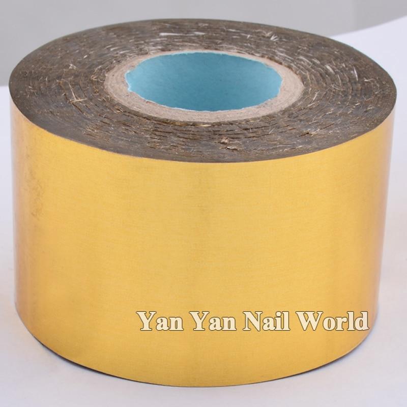 Ыстық Nail Art Transfer Фольга Стикер 1roll 4cmX120m - Маникюр - фото 4