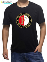 цена на Best Quality Feyenoord Home Away Mens t shirts Top shirt Feyenoord casual Home shirts Feyenoord Men T shirts sbz415