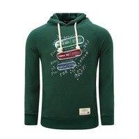 Çok kaliteli güzel hip hop hoodies SıCAK kış erkek hoodie kazak katı kazak