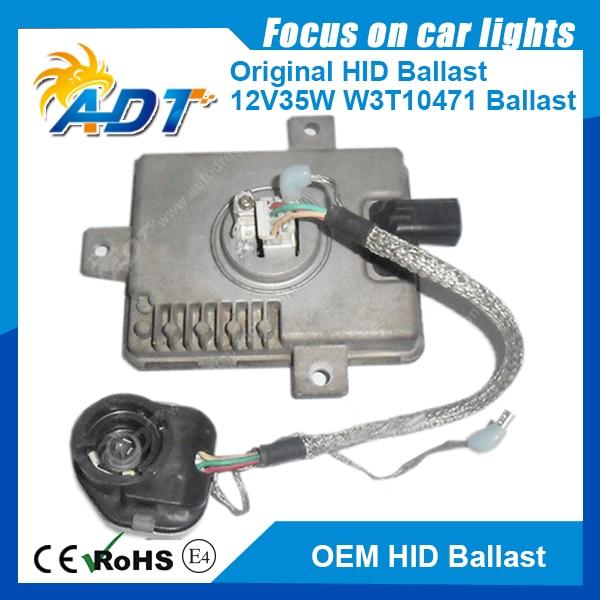 Xenon HID Ballast for Mitsubishi W3T10471 W3T11371 X6T02981 W3T15671 D391510H3 for Mitsubishi Grandis new hid xenon d2s oem 33119 ta0 003 ballast for mitsubishi w3t19371 for rdx tl tsx 2006 2011