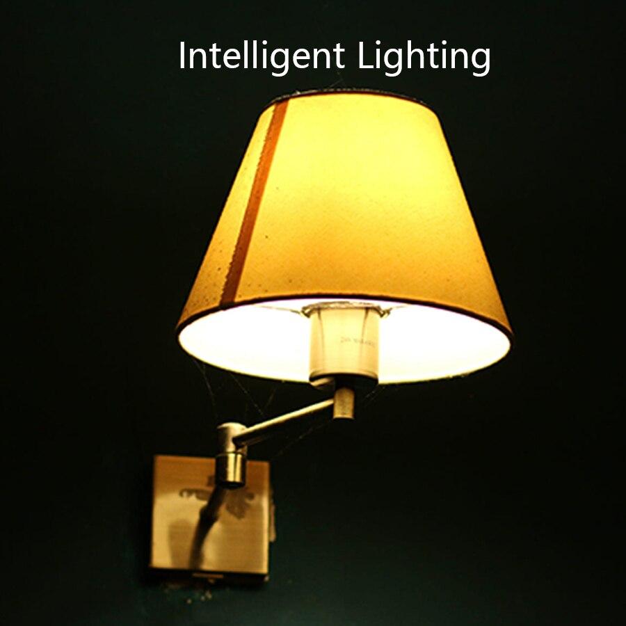 4 Pack E27 умная RGB Bluetooth лампочка лампа 7 Вт динамик беспроводная музыка воспроизведение красочный Диммируемый светодиодный лампочка с дистанционным управлением светильник для праздников - 5