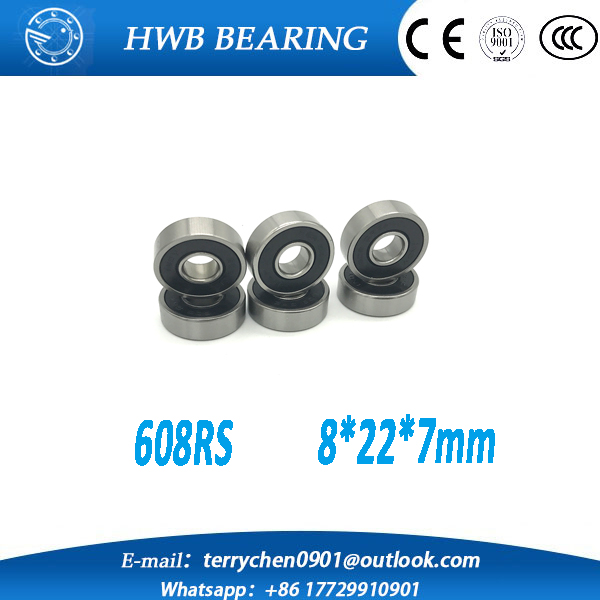 Подробнее о High speed widened bearing 608-2RS 608/14  608 2RS textured twister special 8*22*7 mm (Double row ball) bosch 400мм speed 2 608 690 167