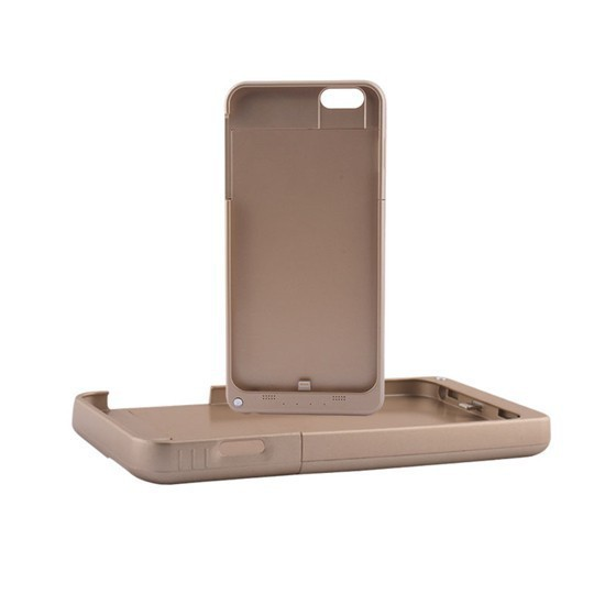 Kailiya Технологии Ultra Slim 3500 МАч для Iphone 6 мощность Дело Внешняя Батарея Резервного Копирования Крышка Зарядное Обновления Черный Белый Золотой