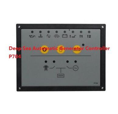 Deep Sea Automatic Generator Controller /controlador deep sea dse704 (made in china)+free shipping free shipping deep sea generator set controller module p5110 generator control panel replace dse5110
