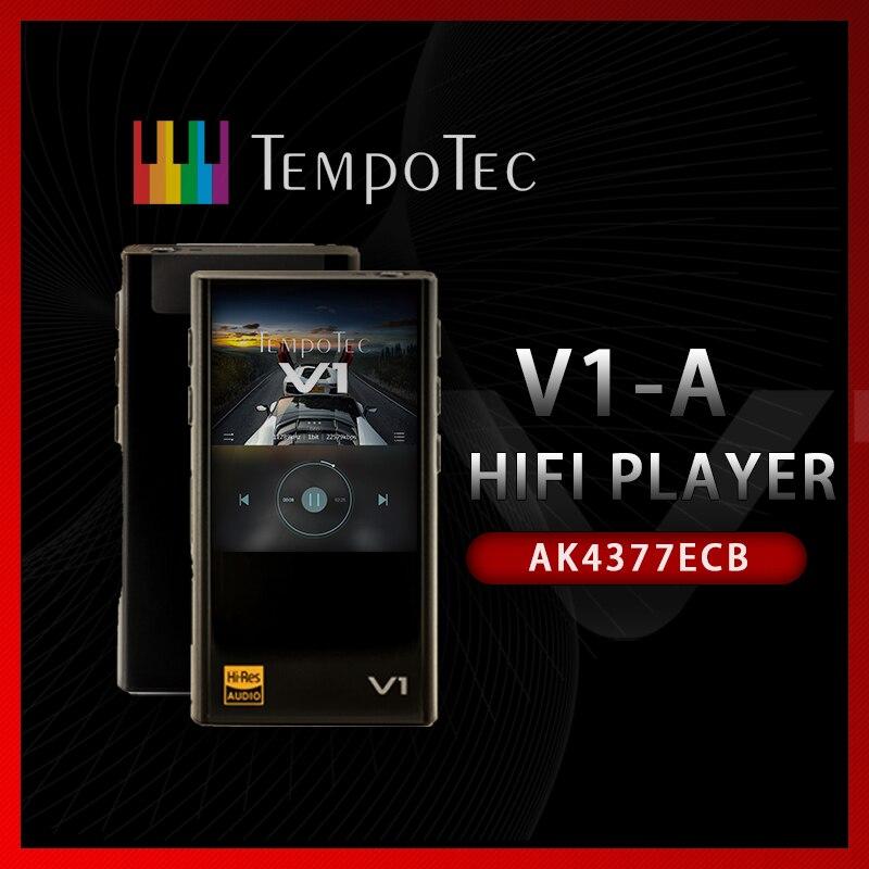 TempoTec Variations V1-A HIFI PCM & DSD 256 prise en charge du lecteur Bluetooth LDAC AAC APTX entrée et sortie USB DAC pour PC avec ASIO ak4377bce