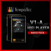 TempoTec Variations V1-A HIFI PCM&DSD 256 PLAYER Support Bluetooth LDAC AAC APTX IN&OUT USB DAC For PC with ASIO AK4377ECB