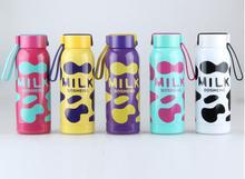 260/300 ML Milch Edelstahl Thermoflasche Flasche Thermos Kind Isolierflasche Kaffee Mup garrafa termica crianca freies verschiffen
