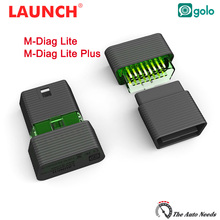 Launch X431 Golo EasyDiag+Golo M-Diag Lite/Lite Plus for iOS Android Full-System Diagnostic Tool Better than X431 iDiag