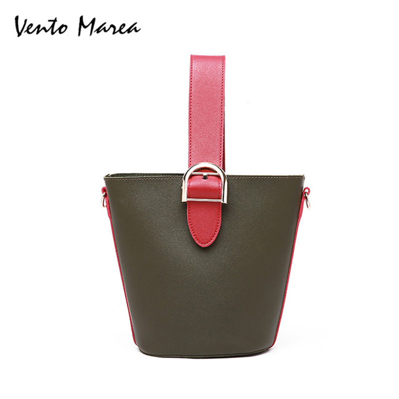 Vento Marea Women Shoulder Bag Ladies PU Leather Tote Bags Mini Crossbody Bag Carteras Y Bolsos De Mujer Bolsa Feminina 2017 new women message bag fashion chains crossbody bags for woven s shoulder bag bolsa feminina carteras mujer stella handbags