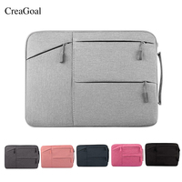 2018 New Laptop Waterproof Bags Sleeve Notebook Case For Lenovo Macbook 13 3inch Soft Cover Protective